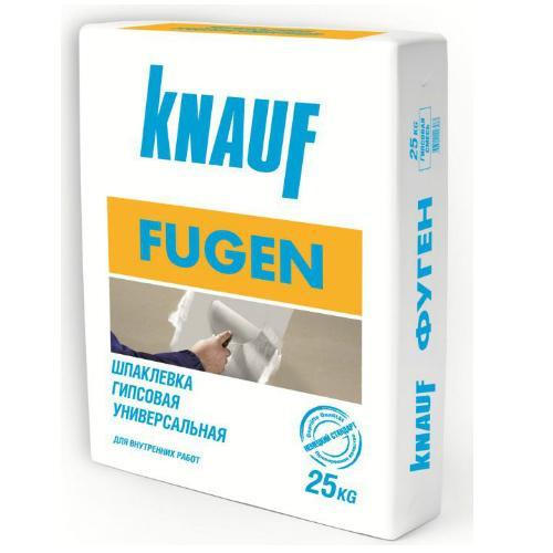 Шпаклевка гипсовая Кнауф Фуген 25кг