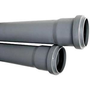 Труба ПВХ канализационная D40мм 2м