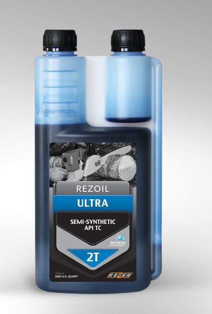 Масло для двухтактных двигателей Rezoit Ultra 2T 0,946л