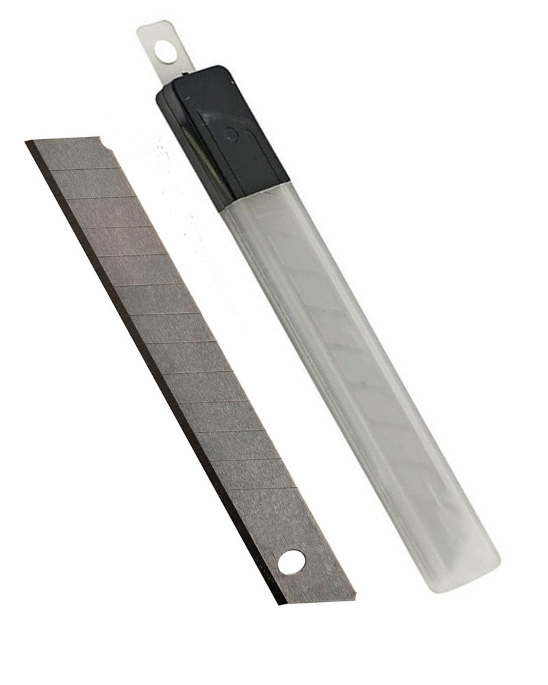 Лезвия для канцелярских ножей 9мм