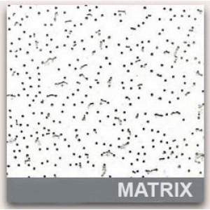 Потолочная плита типа Armstrong Matrix 600х600х6мм