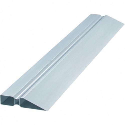 Правило алюминиевое Трапеция 3м, 2 ребро жесткости