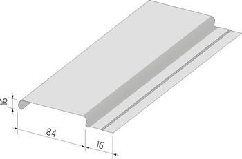 Ставка реечного потолка 1,5см 3м
