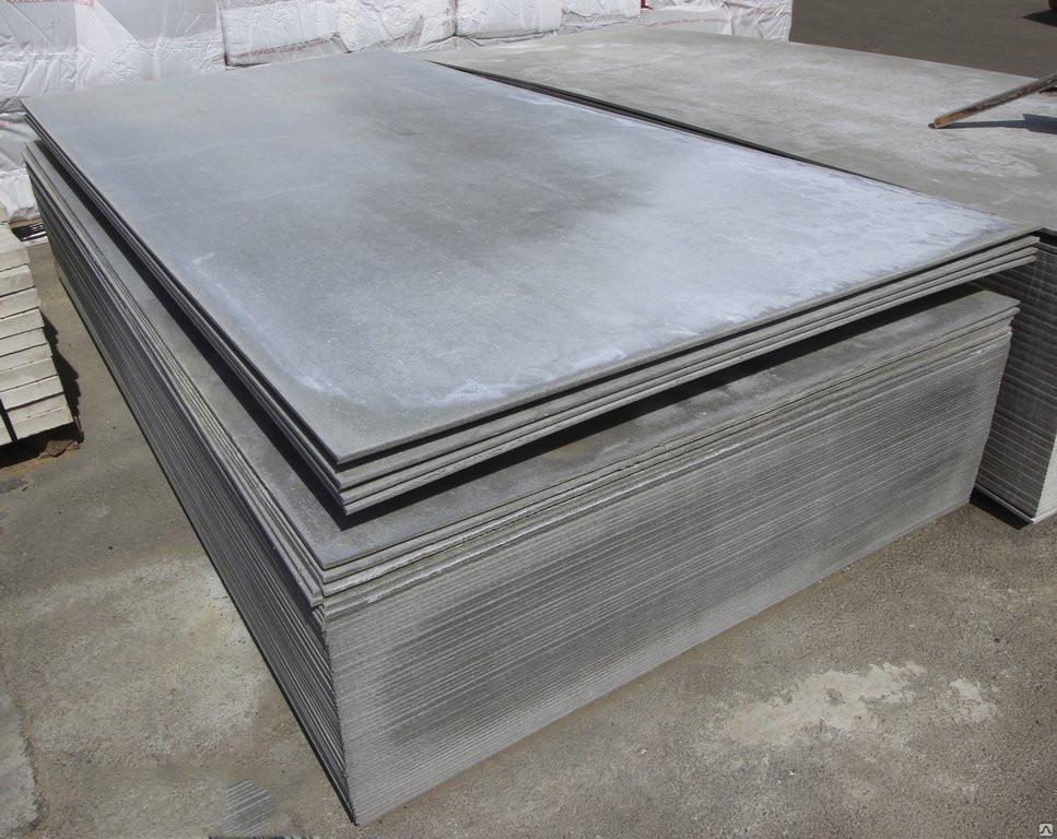 АЦЭИД (асбестоцементная электроизоляционная доска) 1500х1000х8мм
