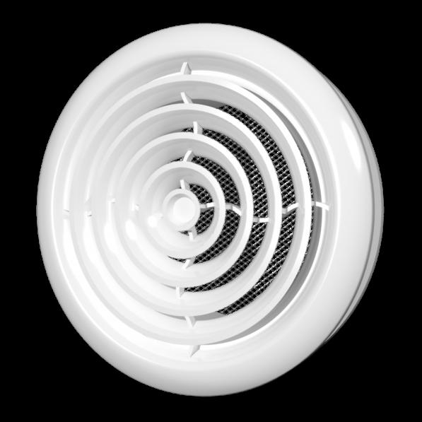 Диффузор потолочный МВ 100 ПФС белый ЭРА
