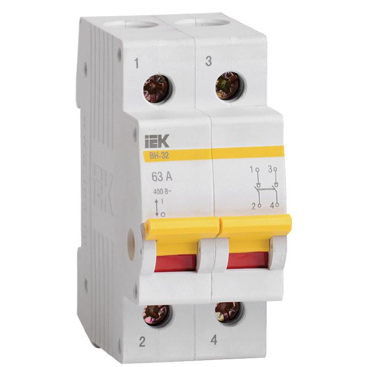 Автоматический выключатель ВА47-29 2Р 32А