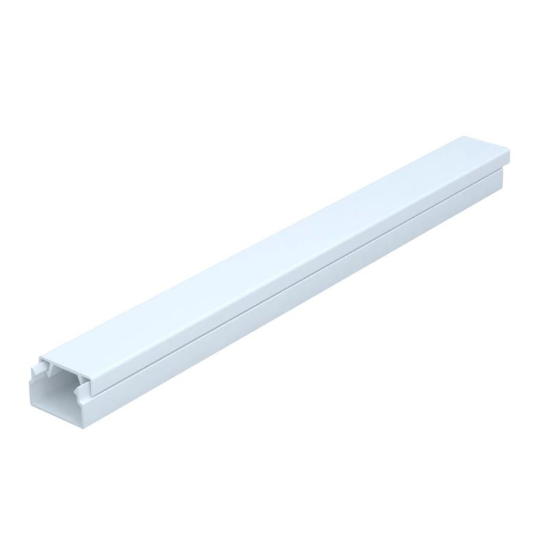 Кабель-канал 15х10мм белый 2м