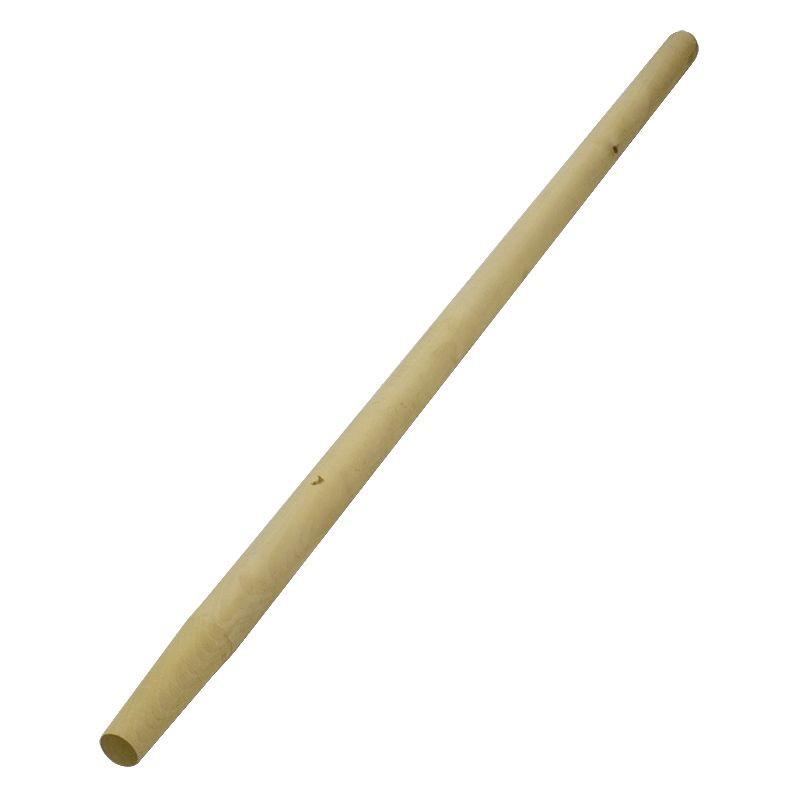 Черенок для лопаты деревянный Д 40х1200мм