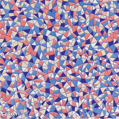 Напольная Плитка Гауди многоцветная GDF2 33х33