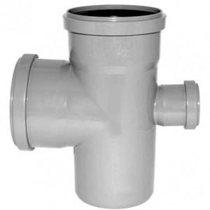 Крестовина канализационная Д110х110х50мм 90 градусов