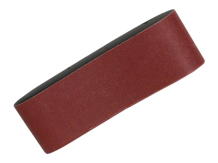 Лента абразивная шлифовальная 75х457мм Р80